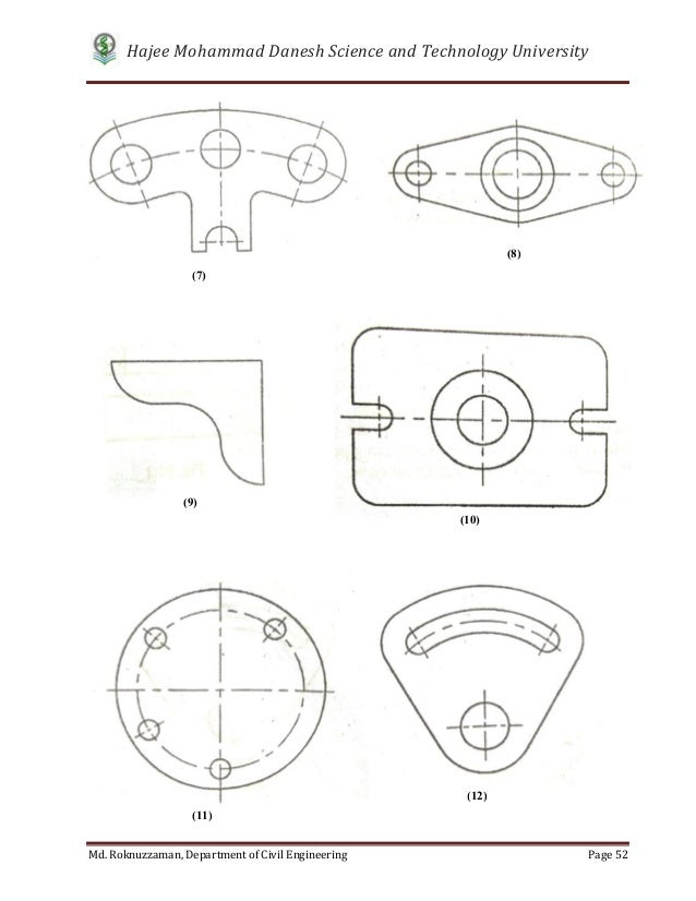 Engineering drawing for beginners