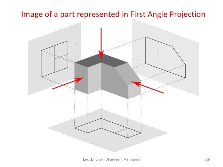 Drawing Lines Of Symmetry Worksheet : Engineering drawing