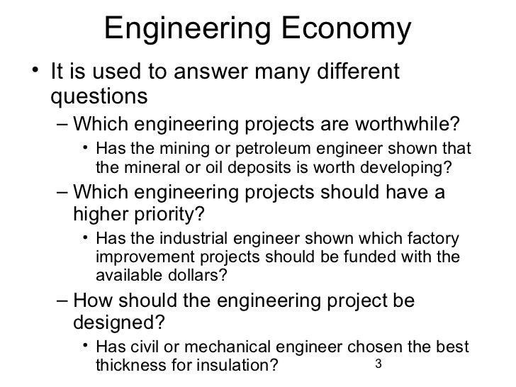 The Journal of Engineering in Economic Development