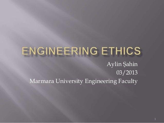 Aylin Şahin                              03/2013Marmara University Engineering Faculty                                    ...