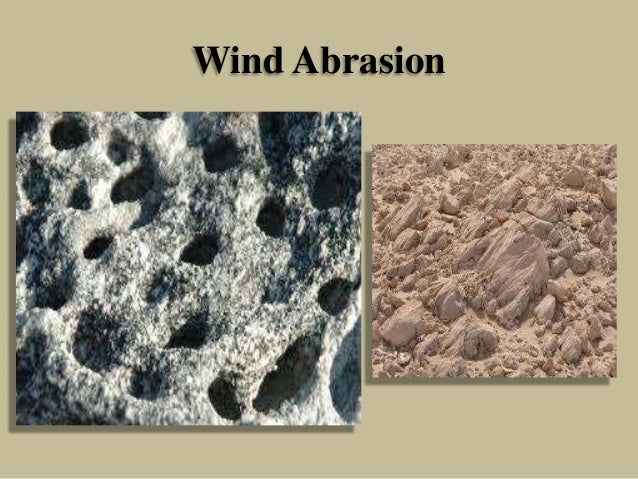 Wind Abrasion
