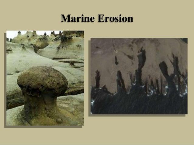 Marine Erosion