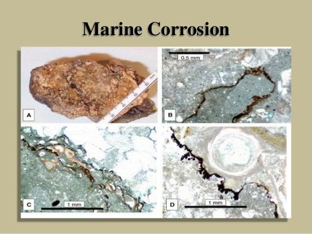 Marine Corrosion