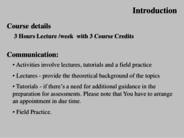 Engineering Geology  Slide 3