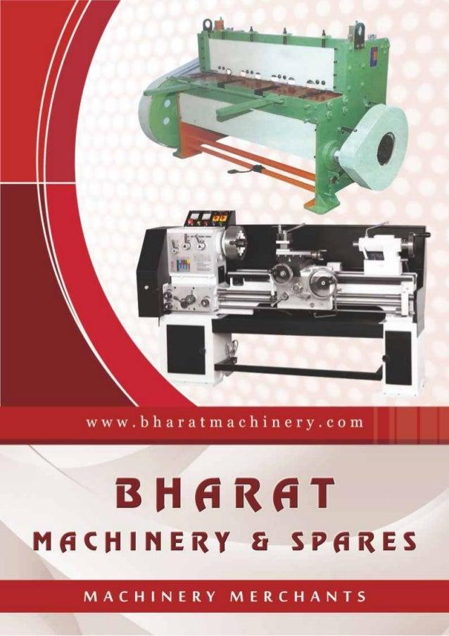 Bharat Machinery & Spares, Mumbai, General Machinery