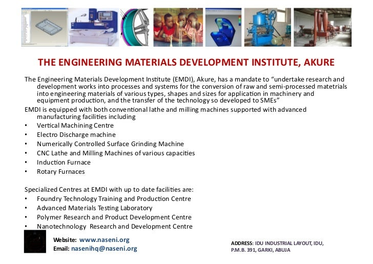 Engineering Infrastructure for Machine Design and Small