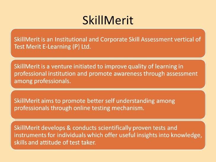 SkillMerit