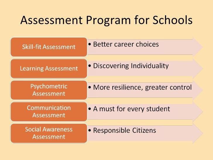 Assessment Program for Schools