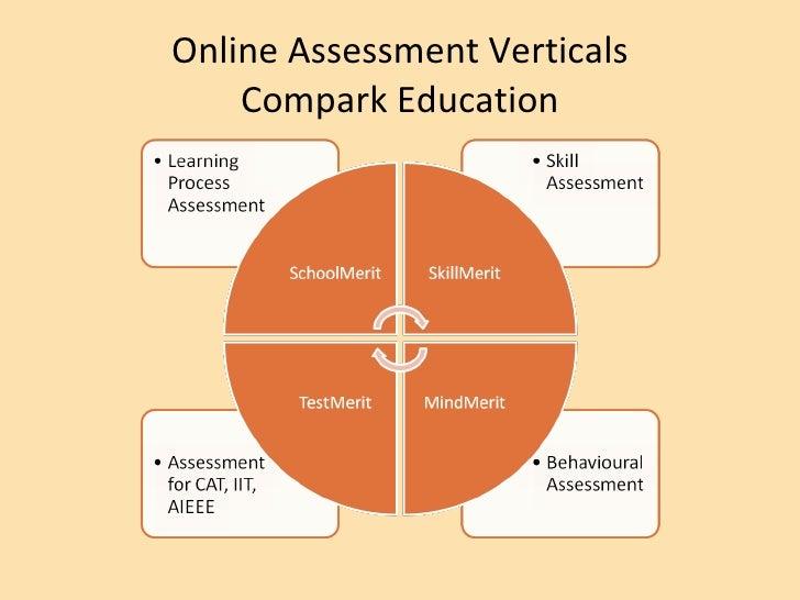 Online Assessment Verticals Compark Education
