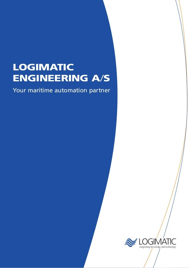 Logimatic Engineering A/S Your maritime automation partner