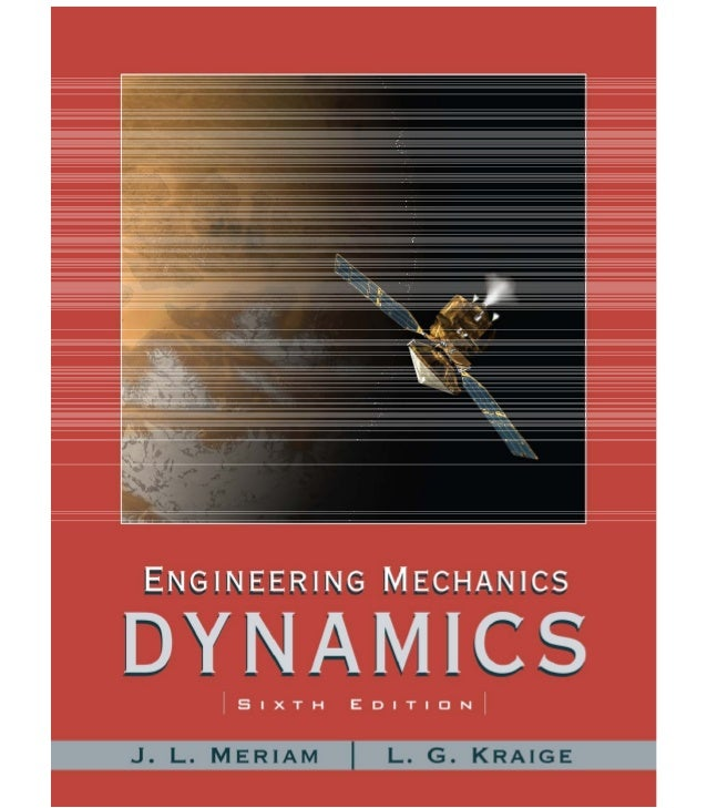 Solution manual for engineering mechanics: dynamics, 6/e, by meriam |.