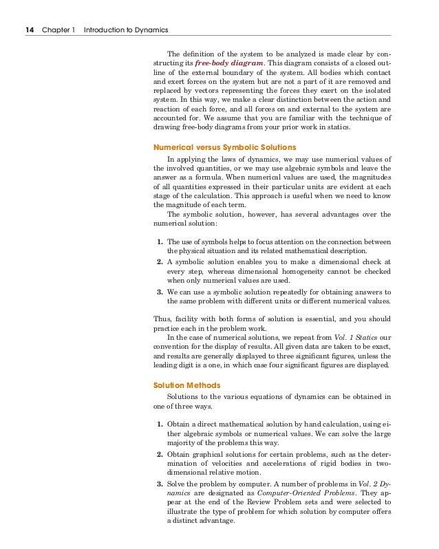 Engineering Mechanics Dynamics 7th Edition Meriam Kraige Pdf