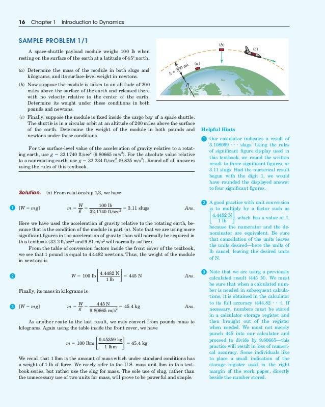 Engineering Mechanics Statics Kraige Solutions   2018 ...