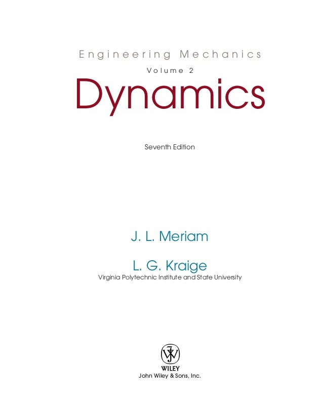 Engineering Mechanics Dynamics 8th edition Solution Manual