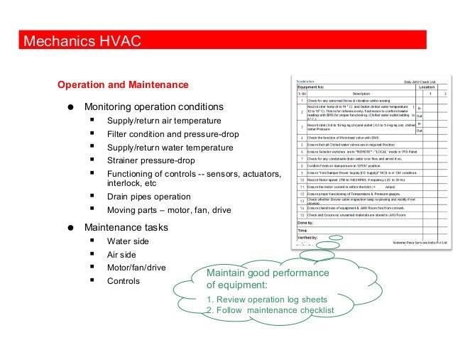 Engineering Plant Facilities 04 Mechanics Hvac