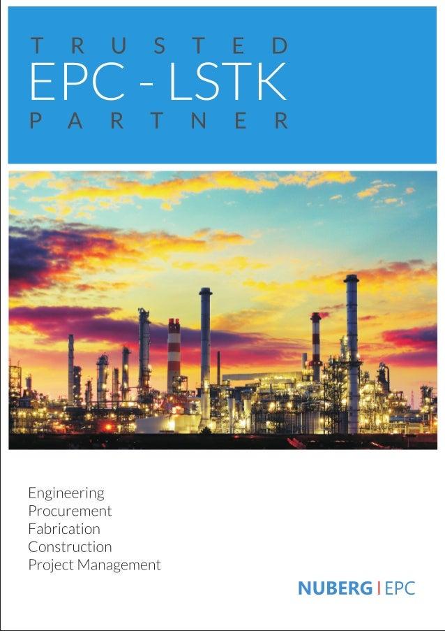 Engineering Procurement Construction  Project Management  _ ~. .*? » 2 'P :  NUBERG ENGINEERING  '~'VL! ,lflEBc? /