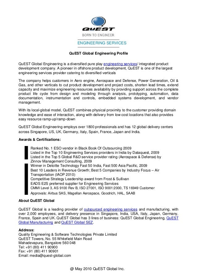 quest-global-engineering-profile-1-638 Sample Government Resume Format on job application, for high school students,