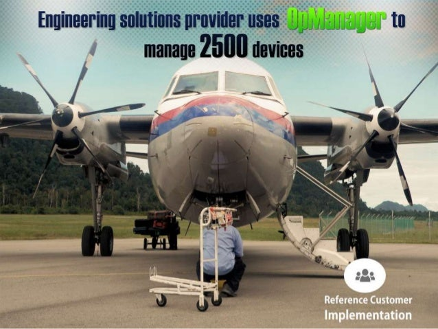 About the customer A leader in communications, engineering and systems integration that supports more than 15,000 aircraft...