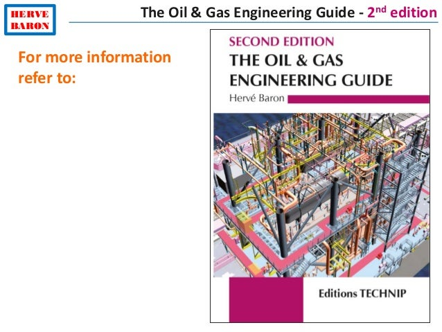 the oil and gas engineering guide herve baron pdf download