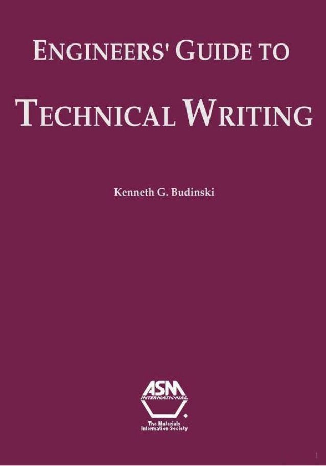 "guide to technical writing Which style guide should you use for your technical writing department you're going to scream when i say, ""it depends"", but it does why."