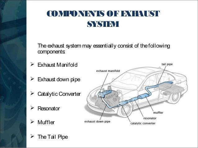 exhaust system  vehicles   akash kumar