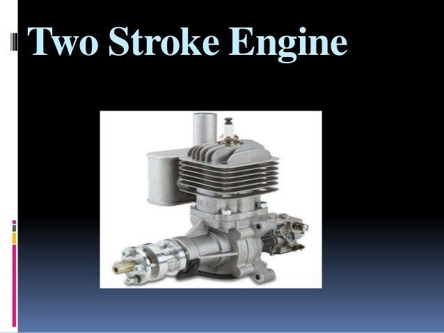 4 stroke and 2 stroke petrole engne