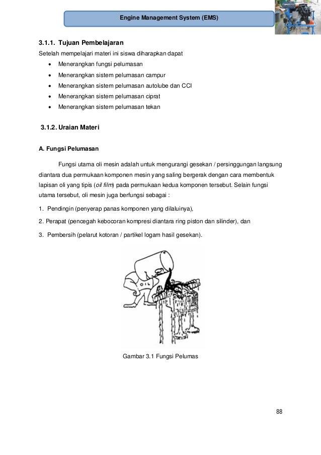 Engine Management System Ototronik Smk