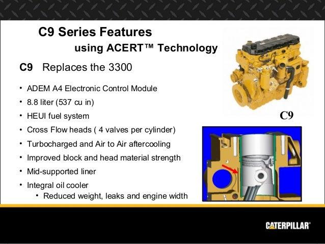 Cat C15 valve Adjustment procedure