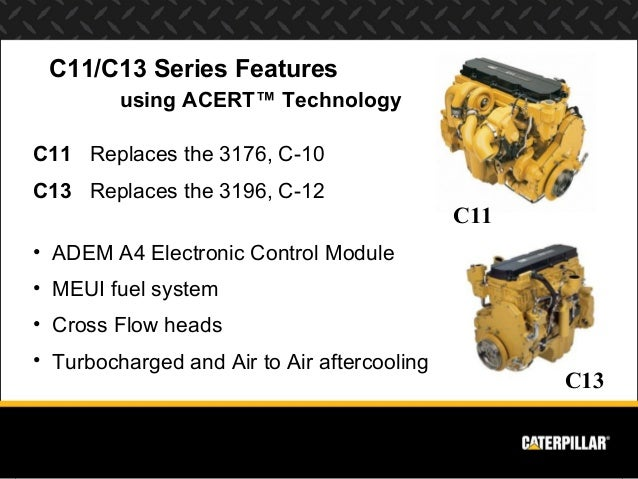 C15 caterpillar overhead injector Adjustment