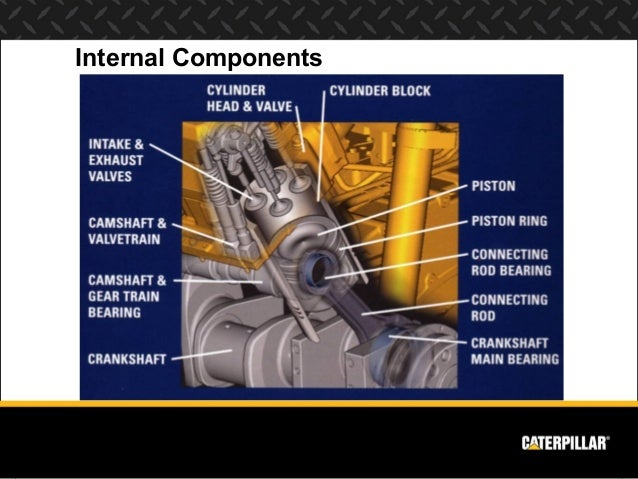 Engine Systems Diesel Engine Analyst Part on Cat C15 Intake Valve Actuator