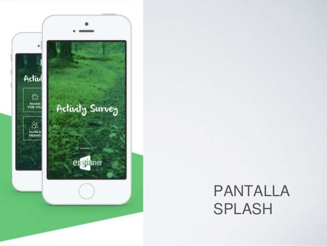PANTALLA SPLASH