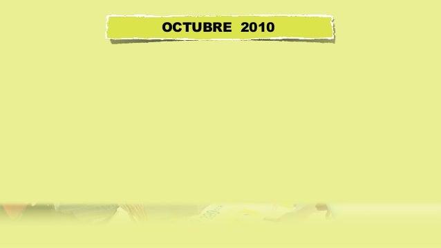 OCTUBRE 2010