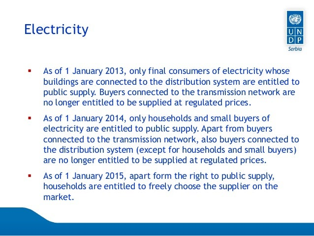 Energy management information system in public buildings
