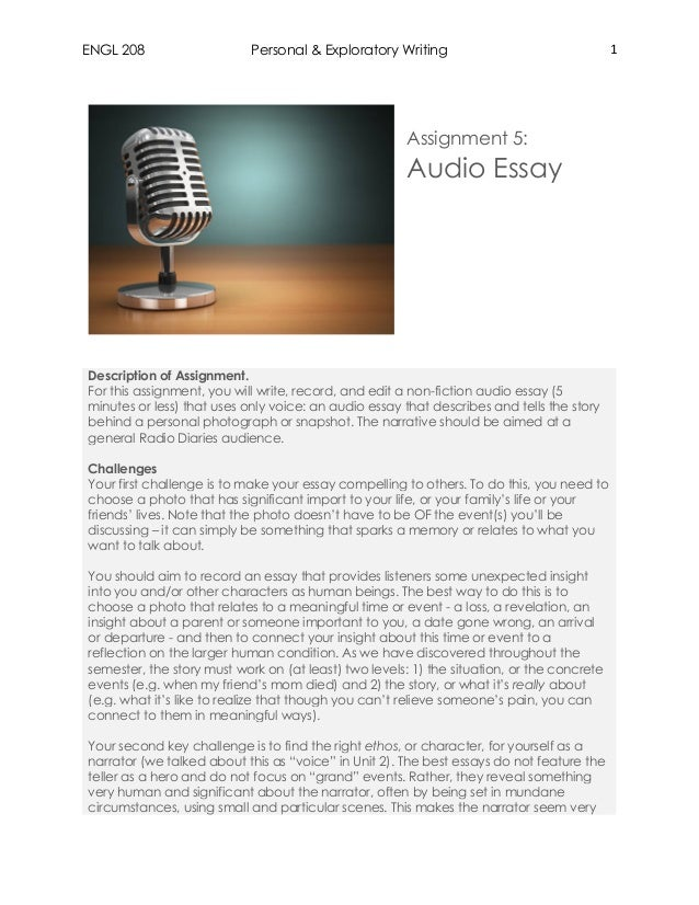 what is sound recording