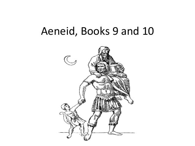 Aeneid book ten summary of hamlet