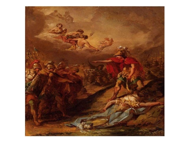 Aeneid Book 8 Summary and Analysis