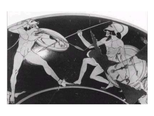 Ransom iliad and achilles actions
