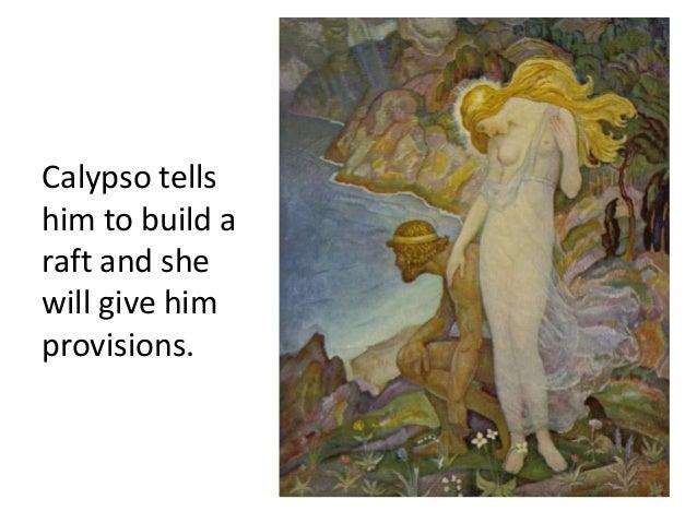Odysseus Fears Calypso Is Tricking Him