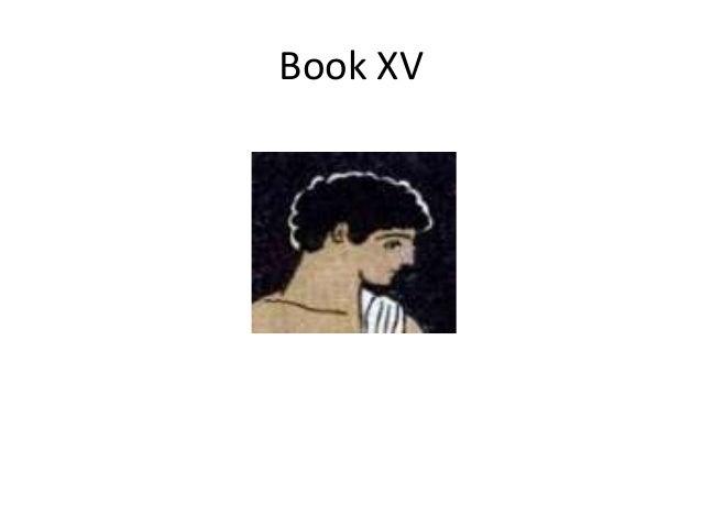 Book XV