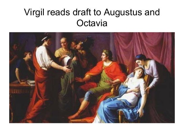 glorification of rome the aeneid Aeneas does not especially want to found rome, but he is honestly  in  someone whose chief intent was to glorify the founding of rome.