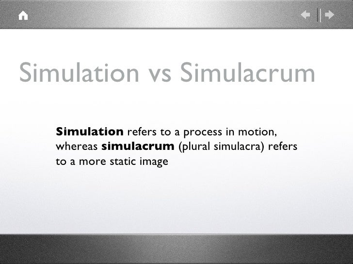 Jean Baudrillard Simulacra and Simulations.pdf