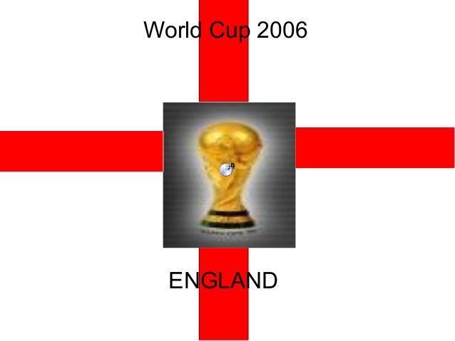 ENGLAND World Cup 2006