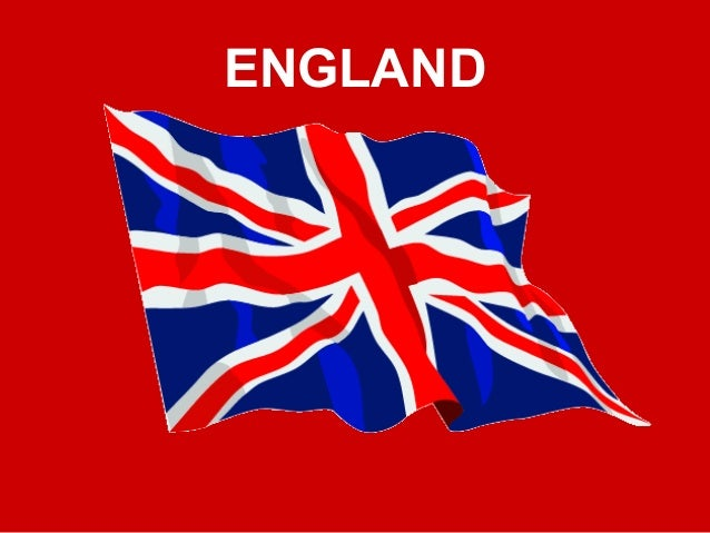 england ppt