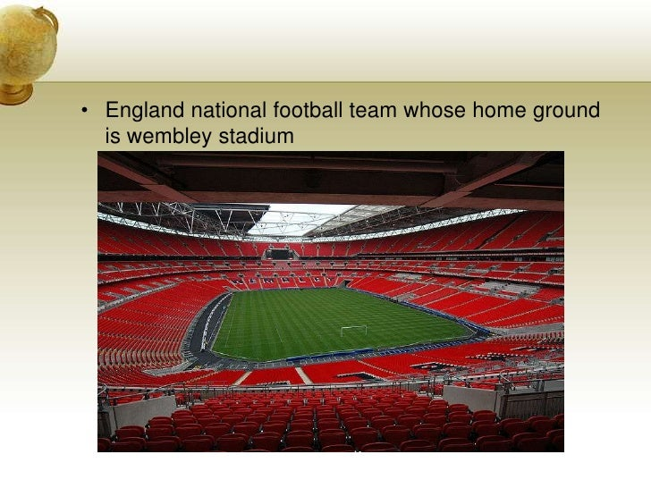 England national football team whose home ground is wembley stadium <br />