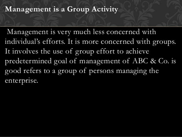 management is both an art and Is project management art or science by jorge dominguez project managers are certainly both artists and scientists though not in the context in which we know these words.
