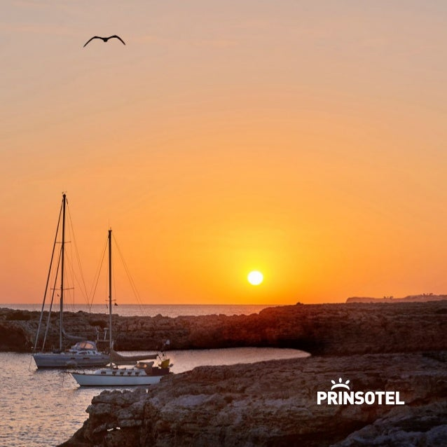 Mallorca and Minorca are two islands of Balearic Islands with id- yllic landscapes, from the deepest of island to the coas...