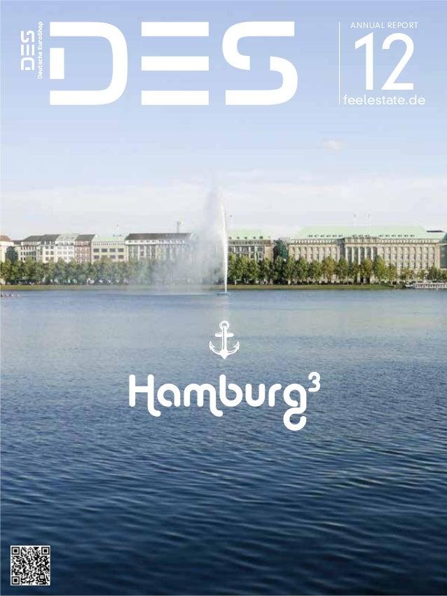 Hamburg3feelestate.deANNUAL REPORT12