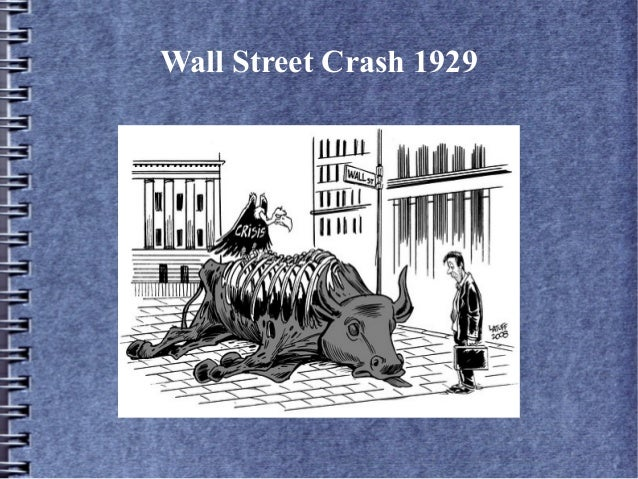 wall street crash 1929 Find out more about the history of stock market crash of 1929, including 1929, black tuesday hit wall street as investors traded some 16 million shares on the new.