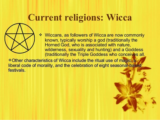 religions that worship mother nature