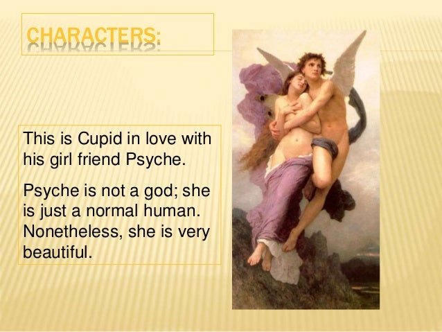 Image result for cupid in the chamber of psyche pic